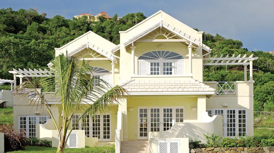 cap estate villas on the green