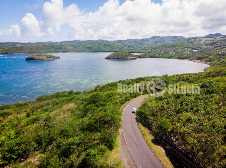 Land Prices in St Lucia