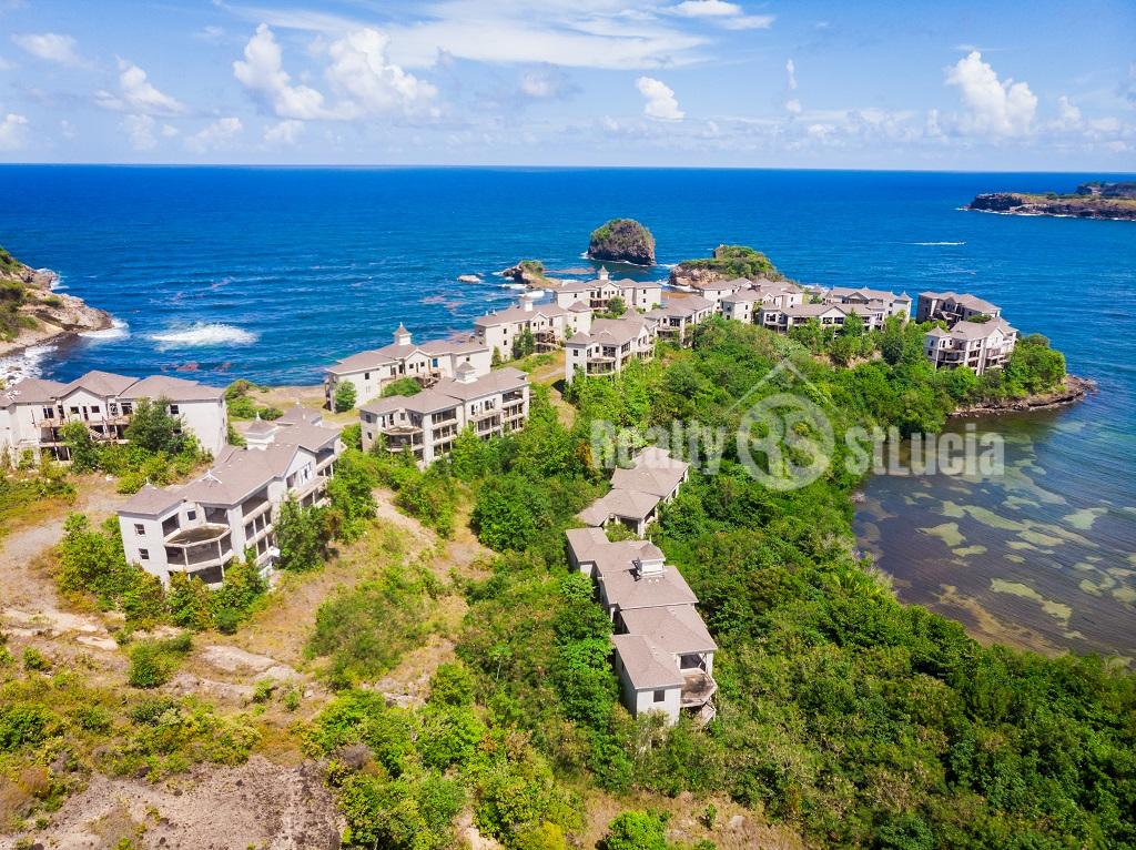 le paradis st lucia real estate